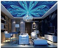 3d壁紙、壁画、天井、シルク布Freshエスニックパターン天井、ayzr asg513ag1531734