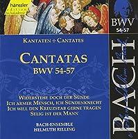 Bach;Cantatas Bwv54