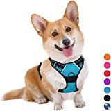 BARKBAY Dog Harness No-Pull Pet Harness Adjustable Outdoor Pet Vest 3M Reflective Oxford Material Vest for Dogs Easy Control