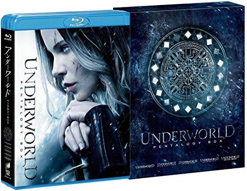 アンダーワールド ペンタロジー ブルーレイBOX【初回生産限定】[Blu-ray/ブルーレイ]