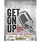 【Amazon.co.jp限定】ジェームス・ブラウン~最高の魂(ソウル)を持つ男~ スチール・ブック仕様 [Blu-ray]