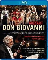 モーツァルト : オペラ ≪ドン・ジョヴァンニ≫ (Mozart : Don Giovanni / National Theatre Orchestra | Placido Domingo) [Blu-ray] [輸入盤] [日本語帯・解説付]
