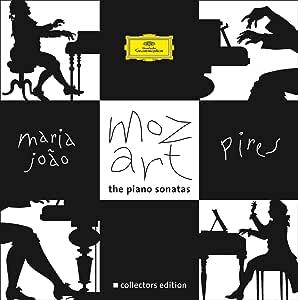 Maria Joao Pires - Mozart the piano sonatas