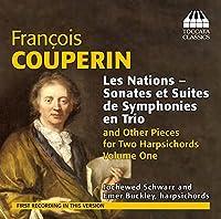 フランソワ・クープラン:2台のハープシコードのための作品集 第1集(François Couperin: Les Nations - )