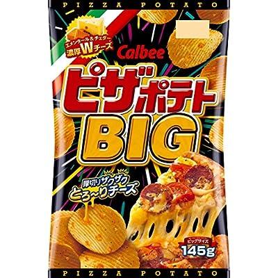カルビー ピザポテト BIG 145g × 12袋