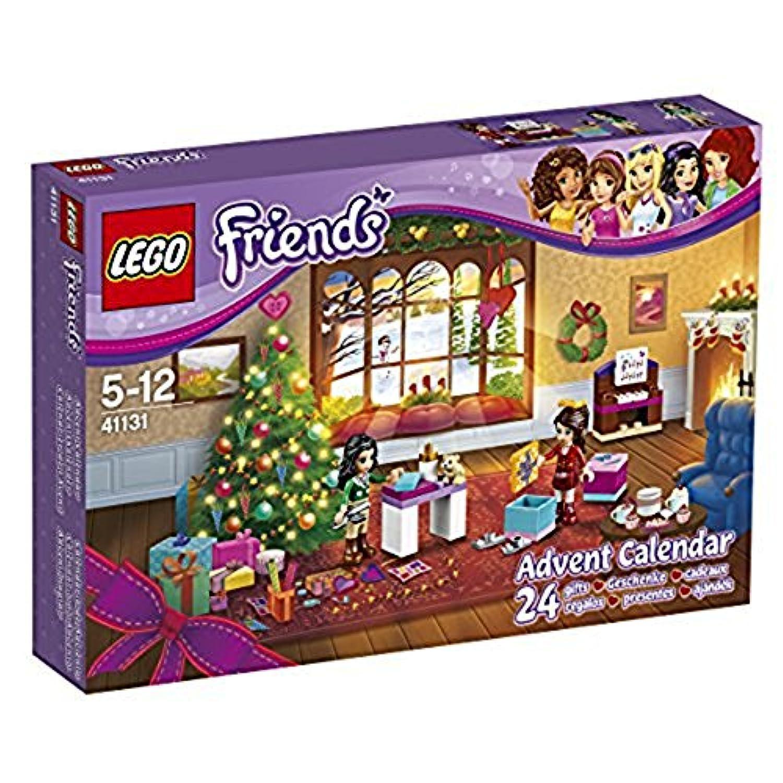 レゴ (LEGO) フレンズ レゴ(R)フレンズ アドベントカレンダー 41131