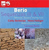 Berio: Sequenzas III & VII; Differences; Due pezzie; Chamber Music (2011-02-22)