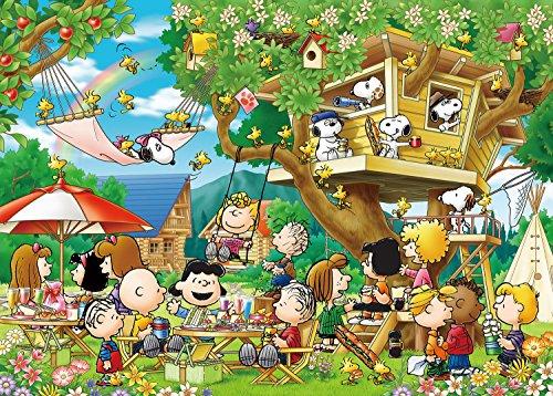 3000 piece jigsaw  puzzle PEANUTS Tree House Smtutti piece (73x102cm)  benvenuto a scegliere