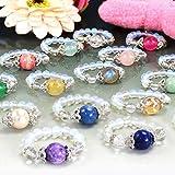 かわいい★天然石リング/パワーストーンのリング(指輪) メンズ/レディース
