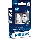 Philips automotive lighting MT-PH127996000KX2 LED Interior car Light W5W T10, 6000 Kelvin