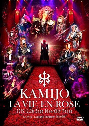 LA VIE EN ROSE KAMIJO -20th ANNIVERSARY BEST- Grand Finale Zepp DiverCity Tokyo【初回限定盤】 [DVD]