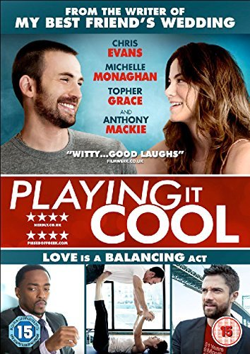 Playing It Cool [DVD] by Chris Evans