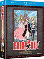 FAIRY TAIL: COLLECTION SIX - フェアリーテイル