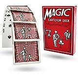 Magic Cartoon Deck By Magic Makers by Magic Makers