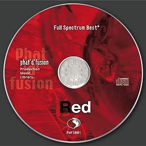著作権フリー BGM ライブラリー Full Spectrum Best Red