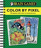 Brain Games Color by Pixel -