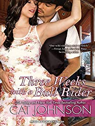 Three Weeks With a Bull Rider (Oklahoma Nights)