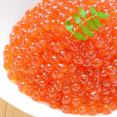 築地の王様 いくら 醤油漬け 100g 北海道産 最高級品質 新物 正規品