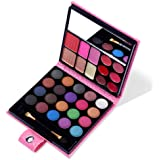 All in One Makeup Kit - 20 Eyeshadow, 6 Lip Glosses, 3 Blushers, 2 Powder, 1 Concealer, 1 Mirror, 1 Brush, Make Up Gift Set f