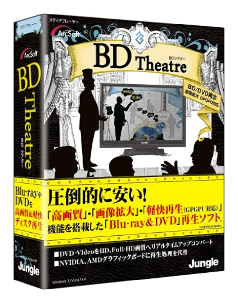 徹底的に桃中毒ArcSoft BD Theatre