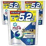 洗濯洗剤 ジェルボール3D 抗菌 アリエール 詰め替え 94個(約5.2倍)x3袋