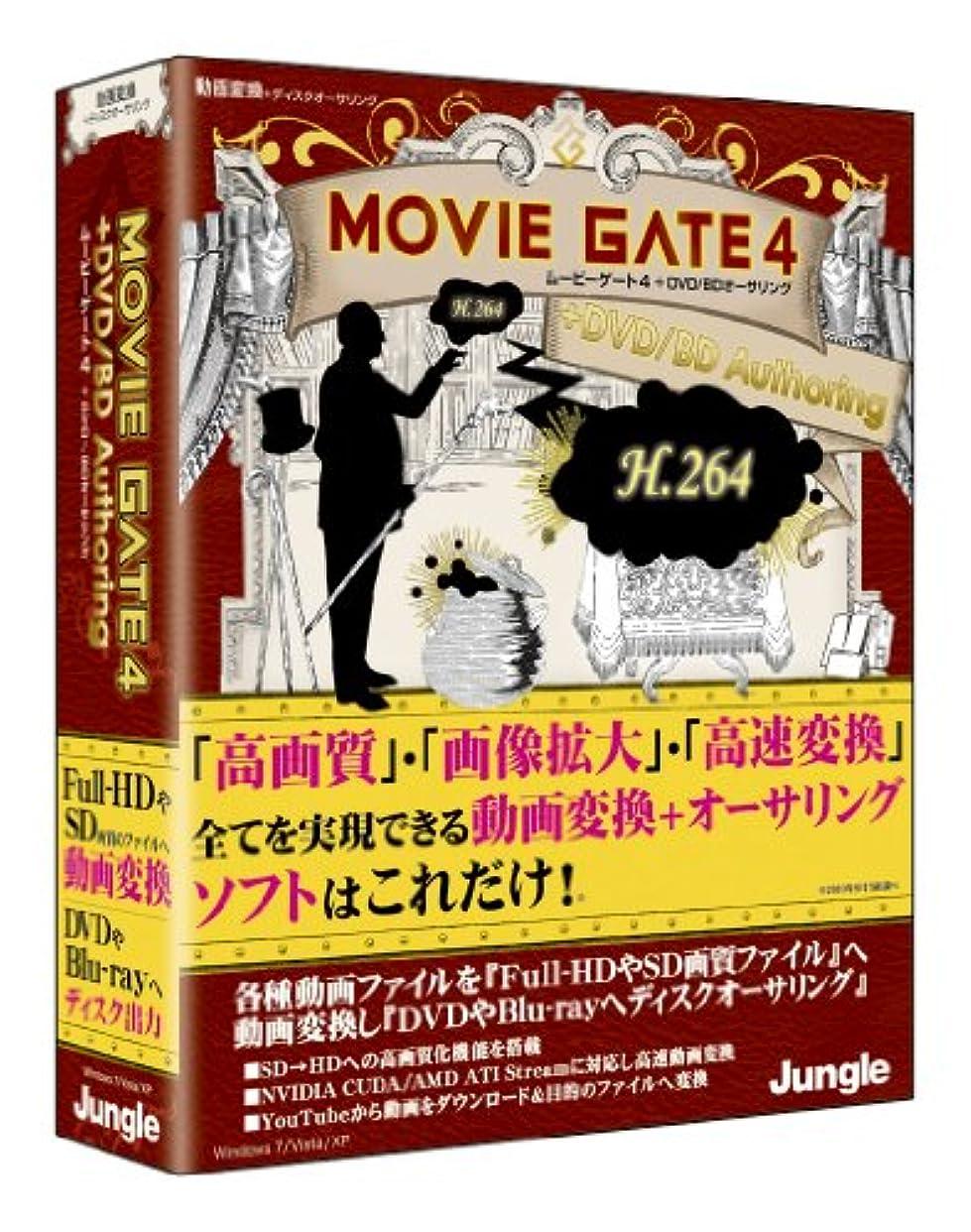 エキゾチックミュート滑るMovieGate 4 + DVD/BDオーサリング