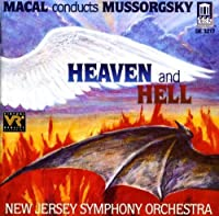 Heaven & Hell: Music of Mussorgsky - Pictures at an Exhibition / Introduction to Khovanshchina (1997-05-22)