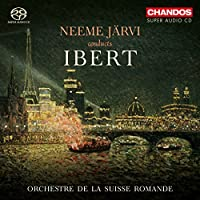 Neeme J盲rvi conducts Ibert by Orchestre de la Suisse Romande