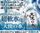超軟水 美濃銘水 ミネラルウォーター 「天使の水」 500ml×24本入
