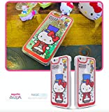 (ハローキティ) Hello Kitty iPhone 6 , iPhone 6 Plus ケース スノードーム 公式ライセンス (Magic, iPhone 6)