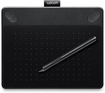 ワコム Intuos Art 【旧モデル】ペン&タッチ 絵画・油彩制作用モデル Sサイズ ブラック CTH-490/K0