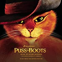 Puss in Boots by Henry Jackman (2011-11-21)