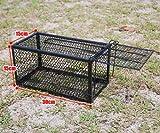 小型動物捕獲器 幅15×高さ15×全長30