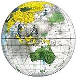 地球儀ボール クリア 40cm / イガラシ