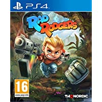 Rad Rodgers: World One (PS4) - From UK.