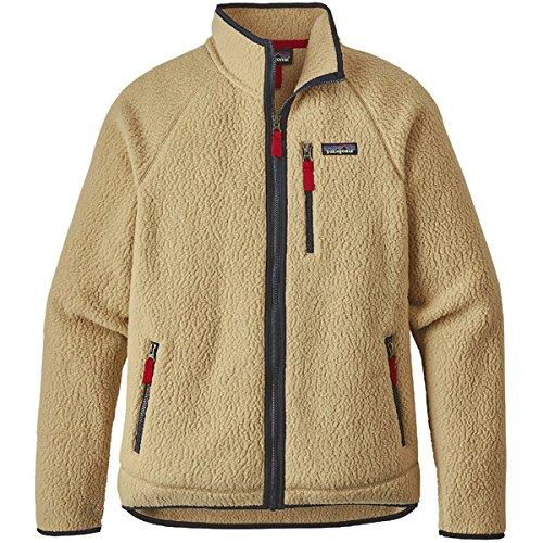 【正規取扱店製品】patagonia パタゴニア レトロパイルジャケット男性用 22800 エルキャプカーキ L