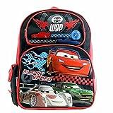 海外直輸入 カーズ 大人気 未発売 正規品 レア フィギュア フィギア 飛行機 クリスマス おもちゃ Disney Pixar's Cars 3D Blazin' Speed Backpack Bag【JOY】