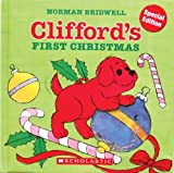 Clifford's First Christmas (Gel Pack Book)