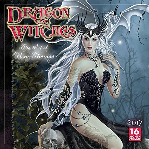 Dragon Witches 2017 Calendar