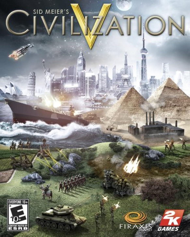コンピューターゲームをプレイする回復はちみつSid Meier's Civilization(R) V (日本語版) [ダウンロード]