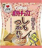 カルビー ポテトチップス しもつかれ味 55g×12袋 (栃木県)