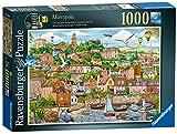 1000ピース ジグソーパズル  メトロポリス Metropolis No 1  (70 x 50 cm)