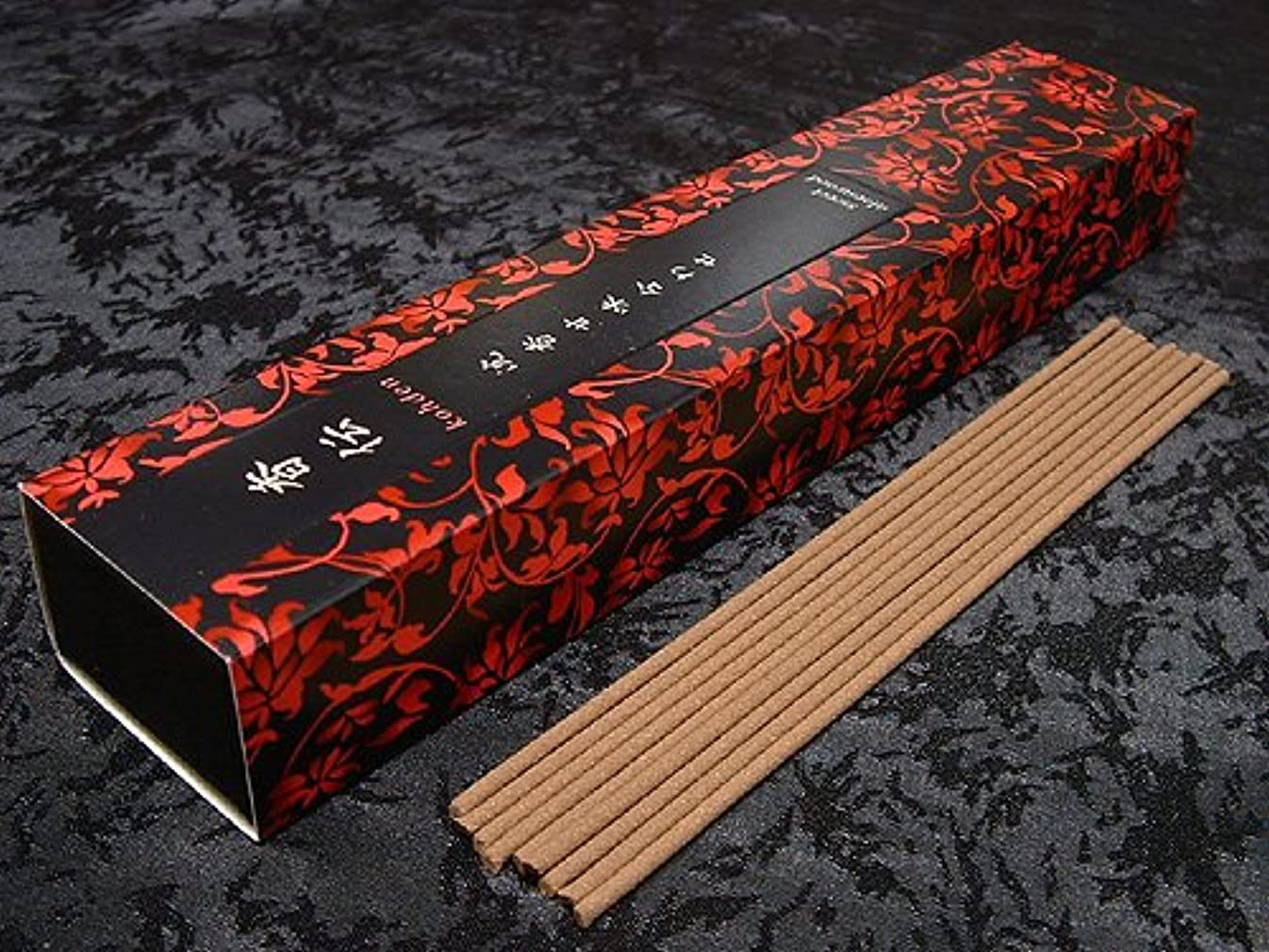 スペクトラム微視的リフレッシュ日本香堂のお香 香伝 沈香甘味合わせ
