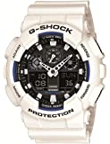 [カシオ] 腕時計 ジーショック GA-100B-7AJF ホワイト