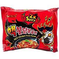 ブルダック炒め麺 激辛2倍 ヘクブルダック 140g×5袋