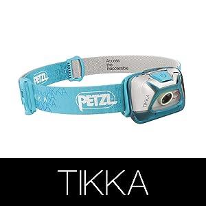 PETZL(ペツル) TIKKA ティカ 2017 E93 AA