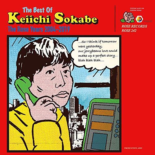 The Best Of Keiichi Sokabe -The Rose Years 2004-2019- [ROSE-242]