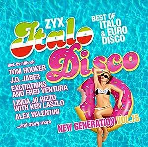 Zyx Italo Disco New..