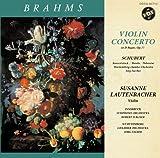 ブラームス:ヴァイオリン協奏曲、他