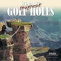 World's Toughest Golf Holes 2020 Calendar